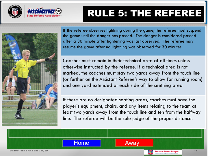 Rule5The Referee